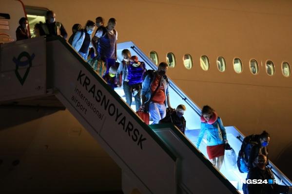 Много новых рейсов добавляется на юг России