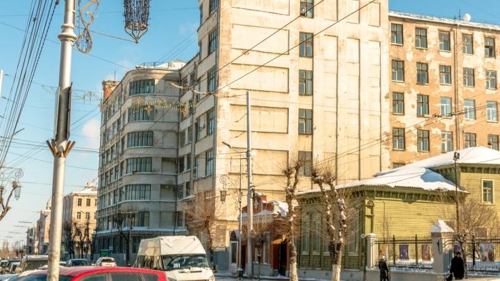 Судьбу Дома промышленности в Самаре решат по итогам судебного процесса