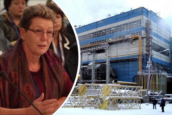 Надежду Пинигину обвиняют в злоупотреблении должностными полномочиями и сокрытии миллионов рублей, которые не пошли на оплату налогов