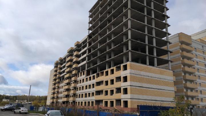 В Перми достроят дома ЖК «Весна» — подрядчика для подготовки проекта уже нашли