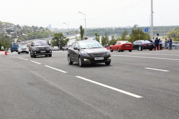 По заверению чиновников, открытие развязки существенно снизит нагрузку на транспортную систему Уфы