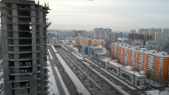 Самарцы пригрозили перекрыть Московское шоссе из-за строительства высоток