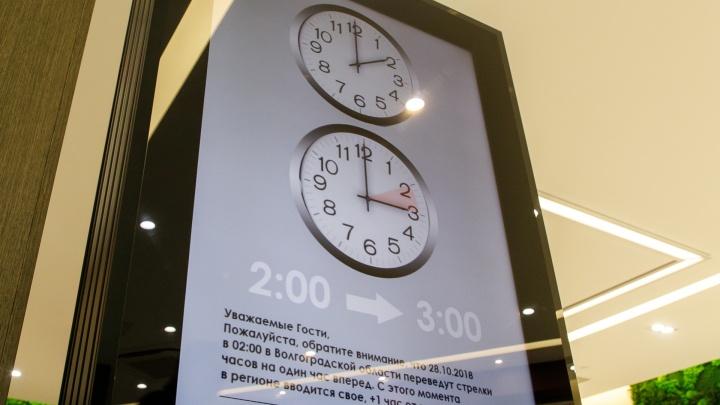 «Половину отметут как брак»: в Волгограде близится к окончанию сбор подписей за новый референдум о времени