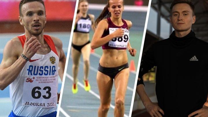 Пермяки завоевали три золота на чемпионате России по легкой атлетике