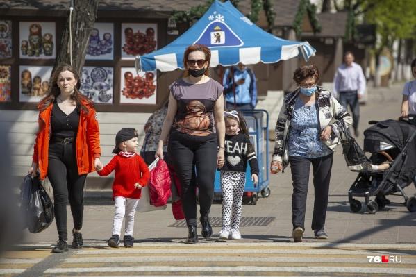 В Ярославской области ослабили ковид-ограничения для детских лагерей