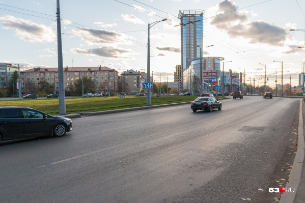 Кольцо у Луначарского вызывало немало жалоб у водителей