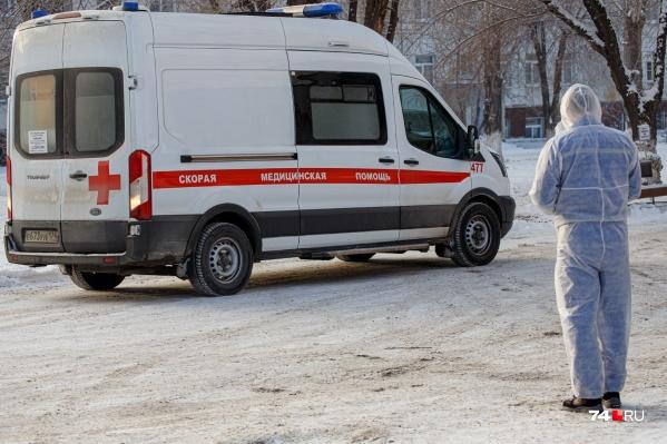 """Смертность зараженных ковидом в Челябинской области, подскочившая осенью, в начале <nobr class=""""_"""">2021 года</nobr> пошла на спад"""