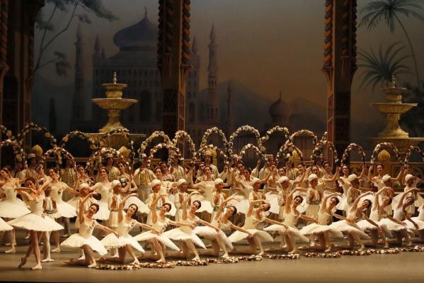 Самарцы смогут насладиться талантом столичных балерин и балерунов