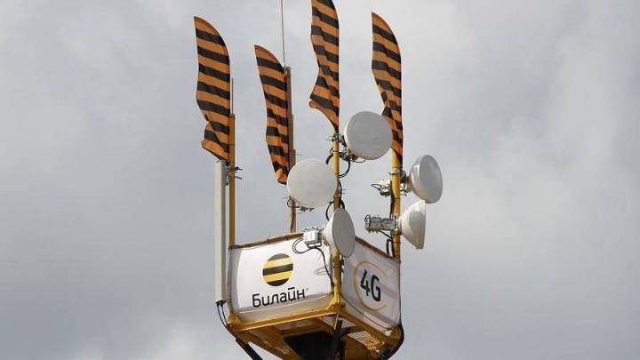 Билайн в Югре увеличил сеть 4G как в крупных городах, так и в небольших населенных пунктах
