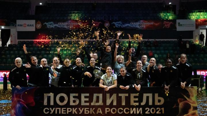 «Ростов-Дон» выиграл Суперкубок с помощью Человека-паука