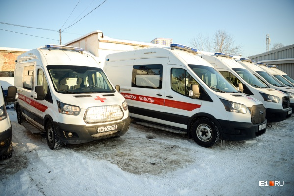 Скорая помощь Екатеринбурга откажется от аутсорсинга