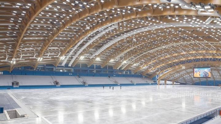 Губернатор назвал точные даты открытия ледового дворца «Кузбасс» и нового терминала в аэропорту Кемерово