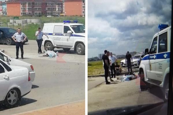 Стрельба случилась в поселке Краснодарском
