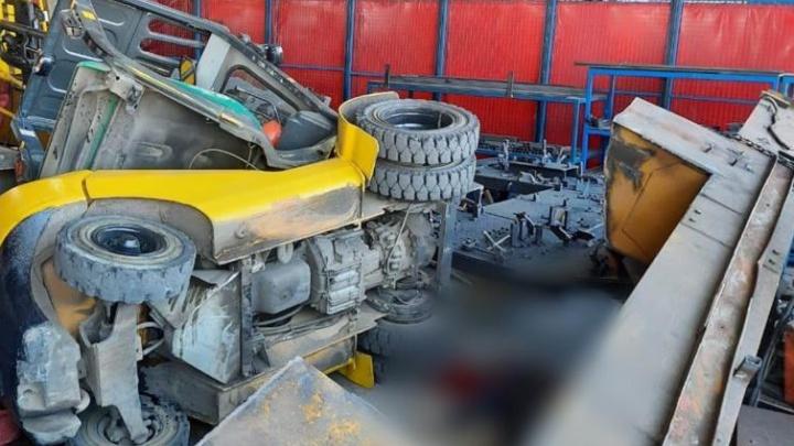 Появились подробности гибели рабочего на заводе «НЕФАЗ» в Башкирии