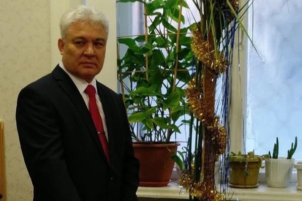Гурбансахат Оразов руководил областной станцией скорой помощи до мая 2021 года