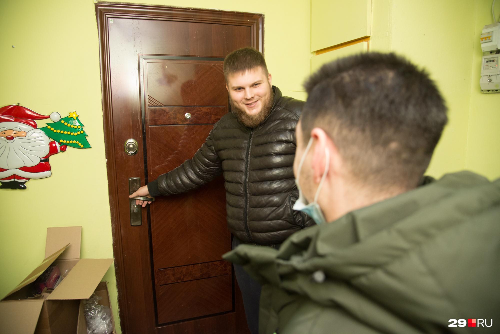 Михаил Бахтин открывает Артёму двери в его новую жизнь