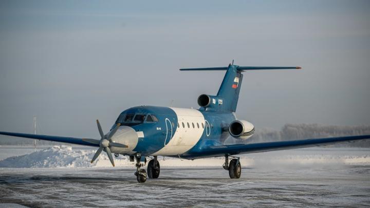 «Все технологии исчерпаны»: в Новосибирске показали самолет сэлектрическим двигателем, укоторого вмире нетаналогов