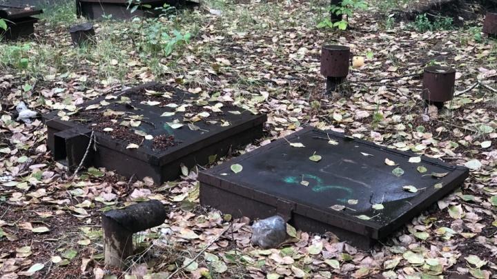 Тюменка задохнулась угарным газом в погребе у дома