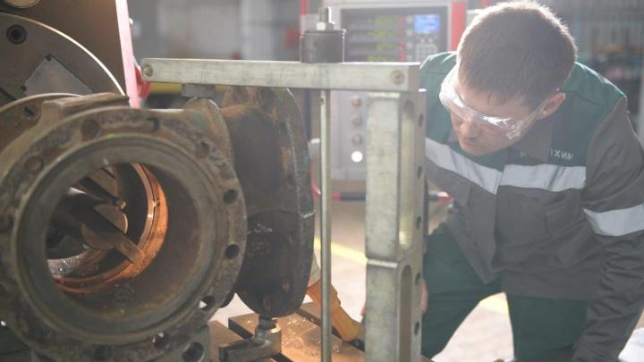 На «Азоте» испытали цифровую платформу управления ремонтами