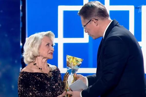 Людмиле Степановне 81 год
