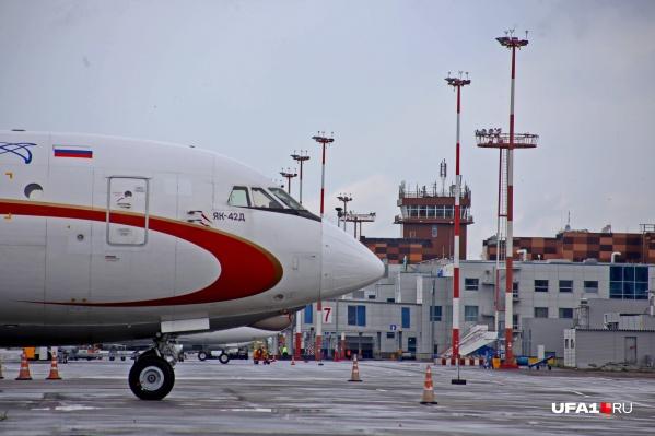 В мае из Уфы в Каир начнут перелеты сразу три авиакомпании