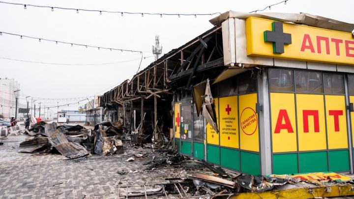 Бастрыкин взял на контроль расследование взрыва в ларьке на Левенцовке
