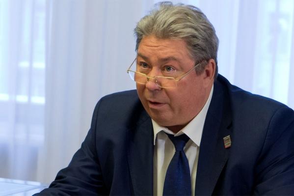 Виктор Чернобровин руководит региональным отделением Пенсионного фонда уже 15 лет