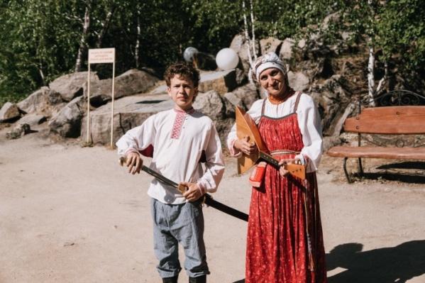 В субботу в Екатеринбурге устроят бесплатный фестиваль с русскими народными мотивами