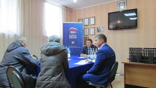 Личные данные жителей Башкирии, которых принимал депутат Курултая, убрали из открытого доступа