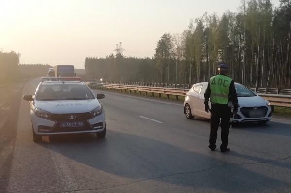 Госавтоинспекция Екатеринбурга проведет мероприятия, чтобы обратить внимание горожан на уязвимое положение пешеходов как участников дорожного движения