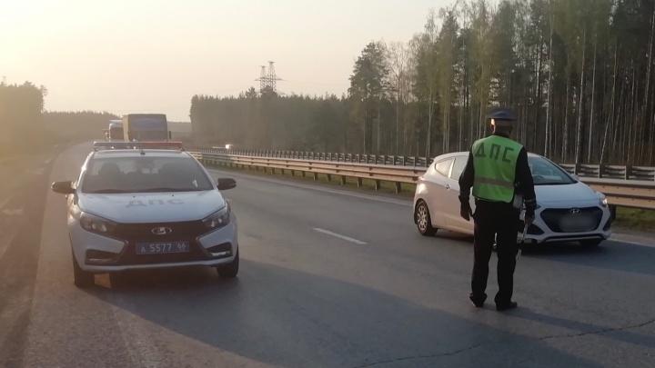 В Екатеринбурге с начала года 110 человек пострадали в ДТП, где водители не выбрали безопасную скорость