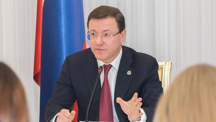 Губернатор назвал сроки начала строительства магистрали Центральной