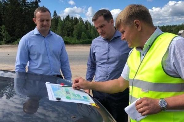 Всего на строительство дороги потребуется 5,7 миллиарда рублей