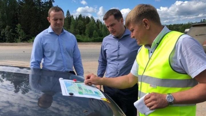 Поморье получило 300 млн рублей из федерального бюджета на строительство дороги Архангельск — Онега