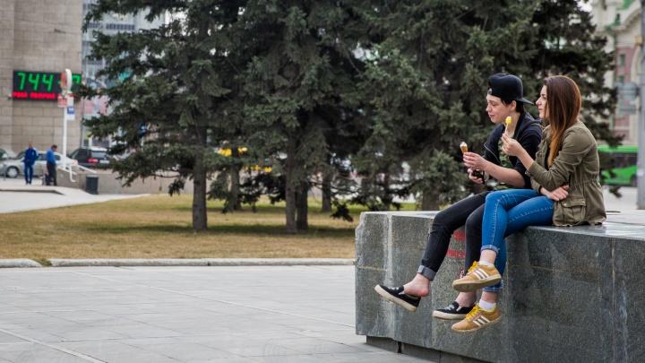 Каким будет май-2021 в Новосибирске? Пойдет ли снег и когда потеплеет до +27 градусов