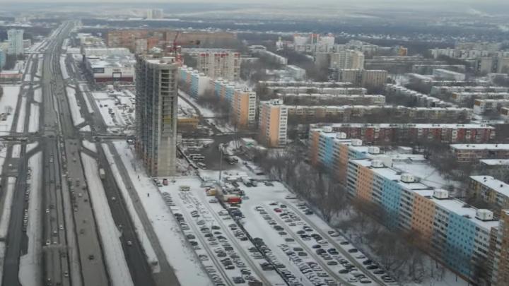 В Минстрое прокомментировали ситуацию со строительством высоток на Московском шоссе — Кирова