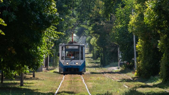 Власти рассказали, когда завершится реконструкция трамвайной сети в Таганроге
