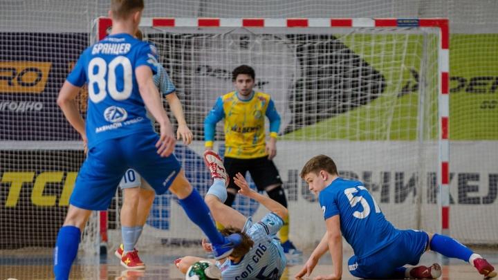 Закрывшийся мини-футбольный клуб Орлова-младшего сменит команда «Поморье»: кто теперь платит
