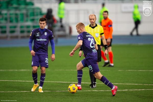 В первом домашнем матче «Уфа» примет московское «Динамо»