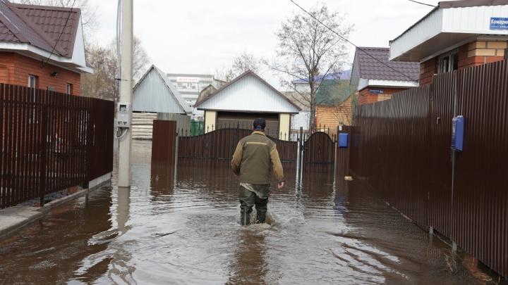 В ближайшие три дня Уфа может уйти под воду. Рассказываем, какие районы города окажутся первыми