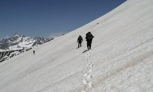 МЧС завершило поиски уральца, оставленного группой в горах Абхазии