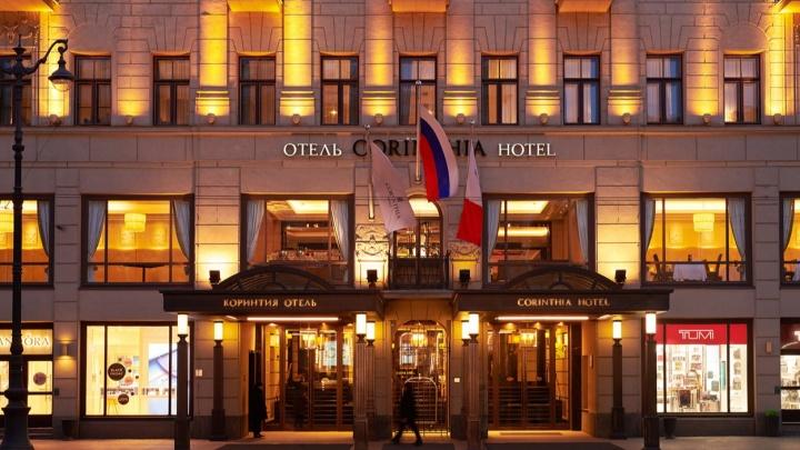 Для командировки в Санкт-Петербург губернатору Уссу сняли номер в отеле почти за миллион рублей