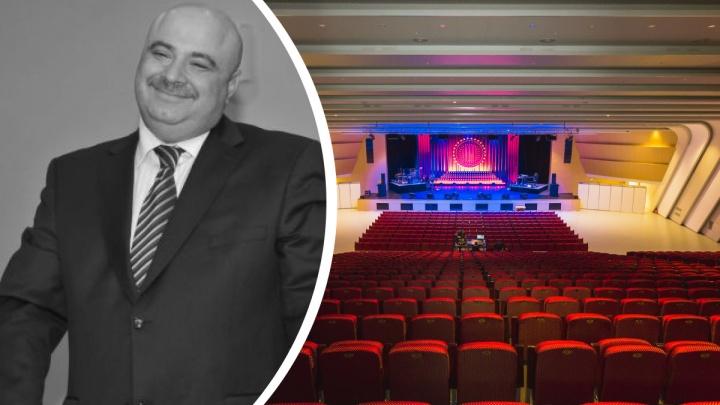 Директор крупного гастрольного агентства «КрасКонцерт» скончался от коронавируса