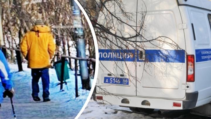 Полиция Екатеринбурга задержала преследователя детей, чей фоторобот гулял по родительским чатам