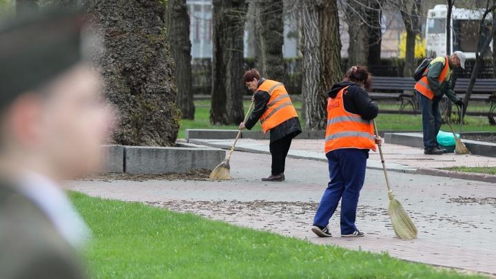 Зеленеющий Волгоград в ожидании тепла. Пять весенних фотографий