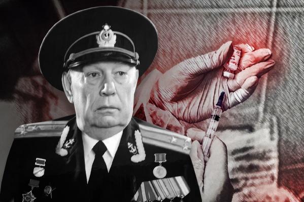 87-летний Вячеслав Петрущенко успел сделать только первую