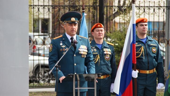 Предрекали отставку, а получил генеральское звание. Начальника тюменского МЧС отметил Путин