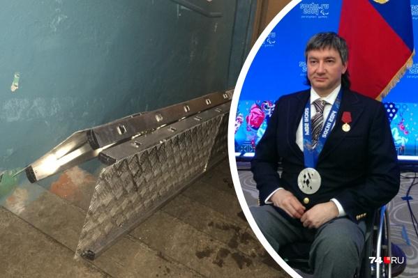 Марат Романов много лет представляет Челябинскую область на чемпионатах мира и Олимпиадах
