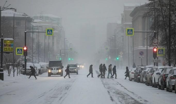 В Красноярск в ночь на пятницу придет похолодание