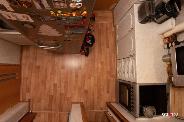 Средняя цена 1-комнатной квартиры на вторичном рынке Самарской области — <nobr>2 520 000 рублей</nobr>